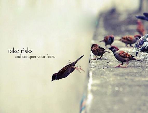 The Church that Risks