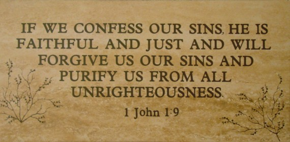 Image result for 1 john 1:9