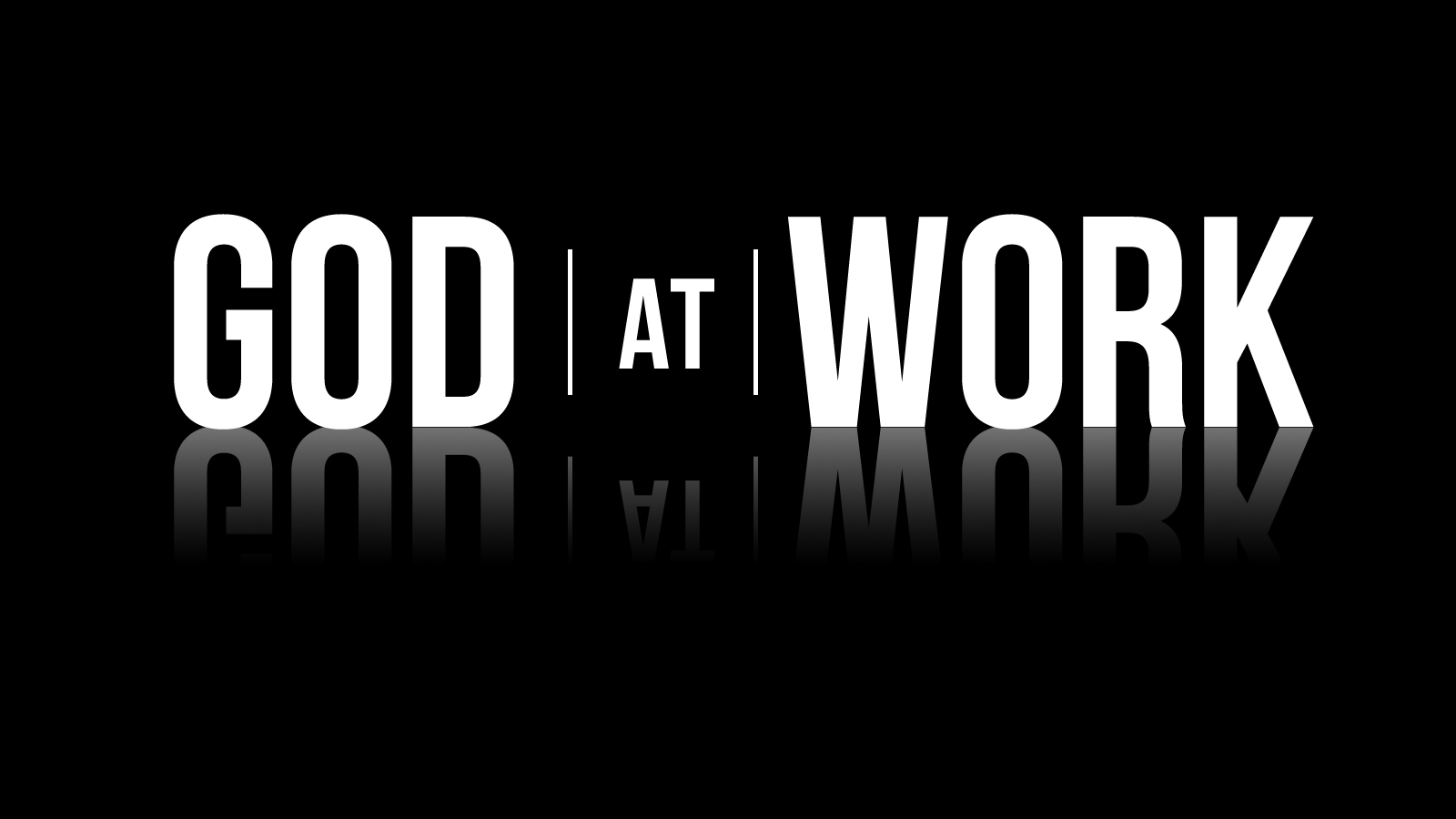 Are You Doing God's Work?