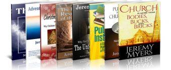 Books by Jeremy Myers