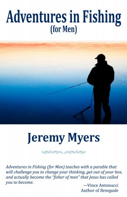 Fishing for Men Cover