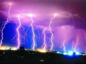 Storms Lightning