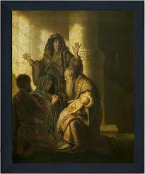 Luke 2 Jesus and Anna