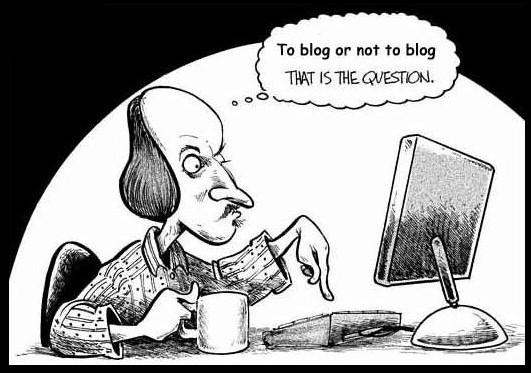 You should stop blogging