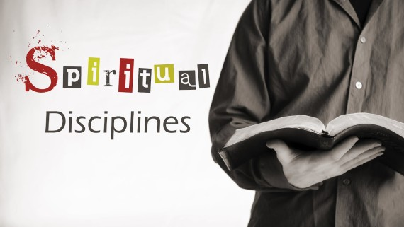 spiritual discipline of blogging