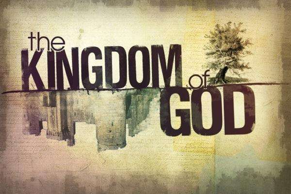 The Kingdom of God vs. The Kingdom of God