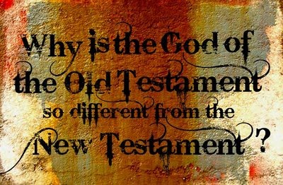 God of the Old Testament and Jesus