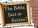 What if the Bible is a Myth?