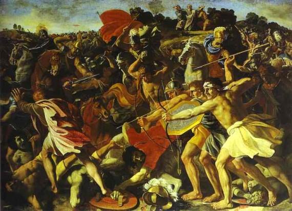 Kill the Canaanites