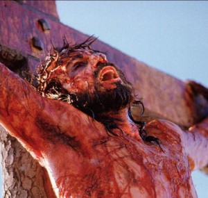 the horror of the cross