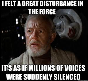 Google Reader Silenced