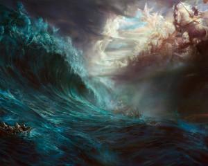 storm vs God