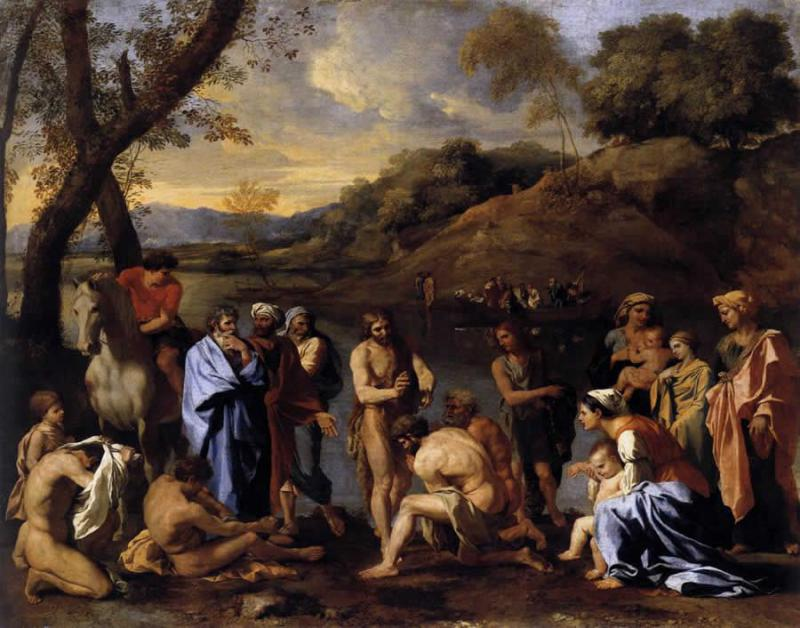 Luke 3 John the Baptist