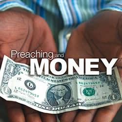 preach for money