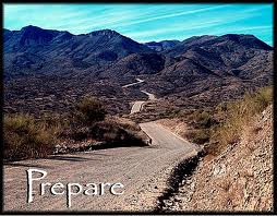 Luke 3:1-6 – Repairing and Preparing