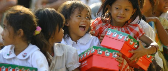 shoe boxes operation christmas child