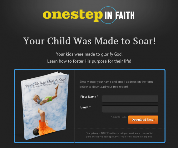 Free Gift for Christian Dads