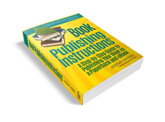 free eBook - Book Publishing Instructions