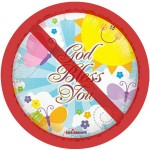 """Stop Saying """"God Bless You"""""""