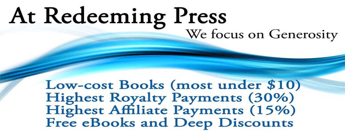 Publish your Book with Redeeming Press