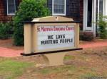 Church Hurting People