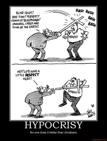 violent atheists