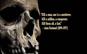 is God a murderer?