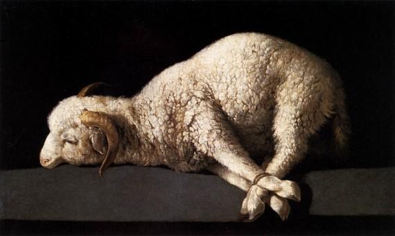 Jesus as scapegoat