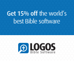 I've Started Using Logos Bible Software… And you can get 15% Discount