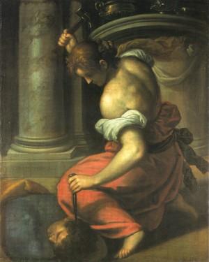 Sisera - Jael - Song of Deborah