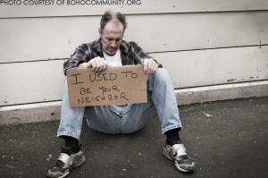 homeless neighbor
