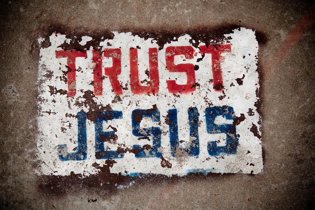 Image result for trust jesus