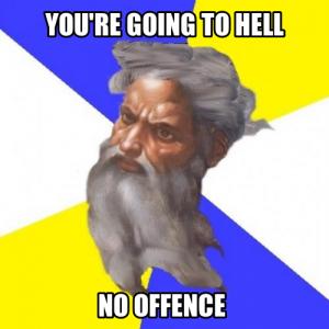 hellish evangelism