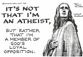 Atheists are right about God being wrong