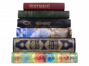 religious writings inspired by God