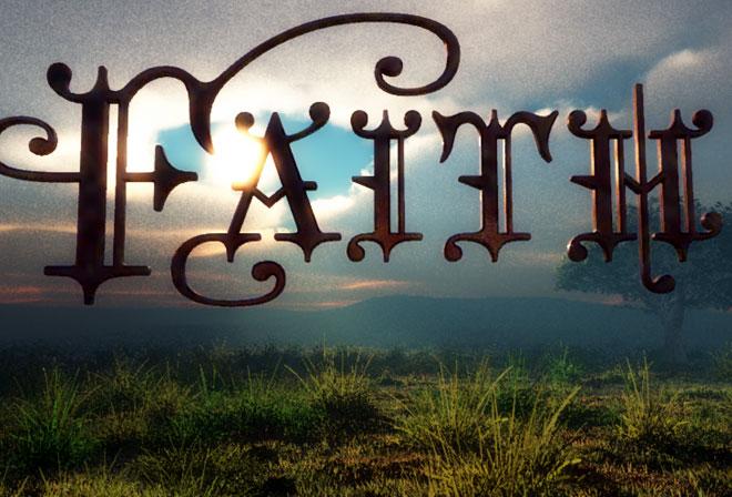 Faith is Not a Work; Faith is Not a Gift