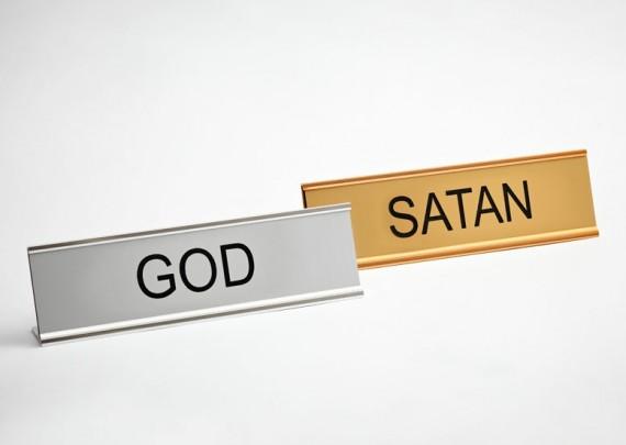 God or Satan Luke 12 5