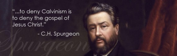Spurgeon Calvinism Gospel