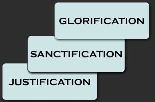 Words that DO NOT Refer to Eternal Life (Part 3): Justification, Sanctification, and Glorification