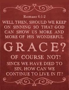 Romans 6 1