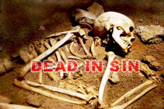 dead in sin Calvinism