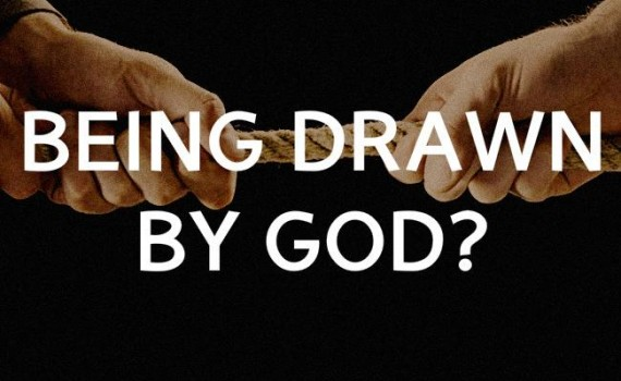draw to Jesus John 6:44