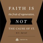 Why 1 John 5:1 does not teach that regeneration precedes faith