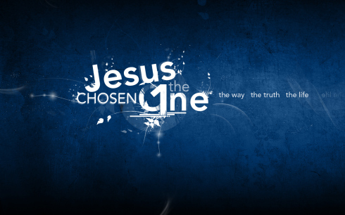 Jesus is the Elect One