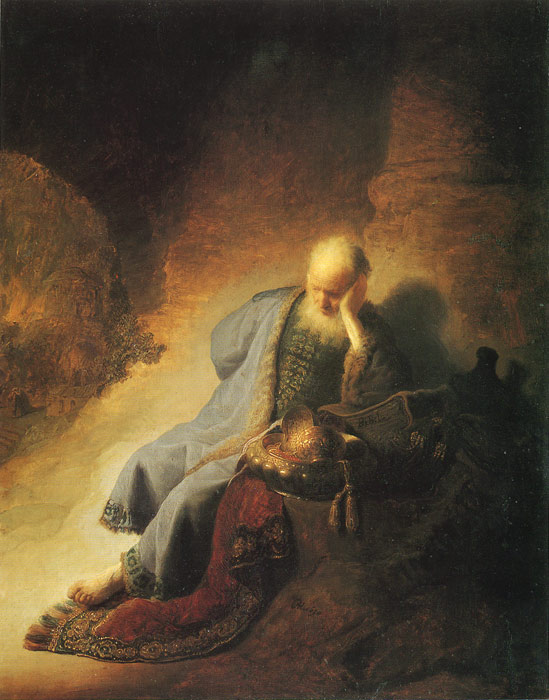 Was Jeremiah saved before He was born? (Jeremiah 1:4-5)