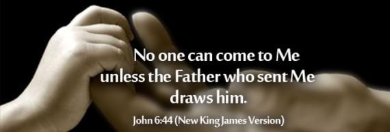the father draws him john 6 44