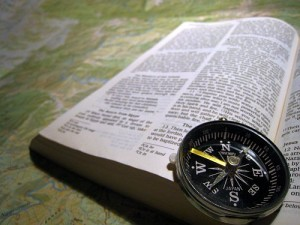 the Bible as a roadmap