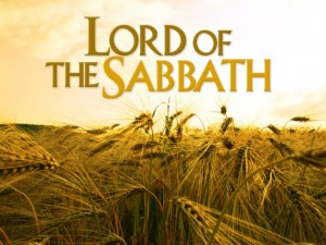 Luke 6 Jesus Lord of Sabbath