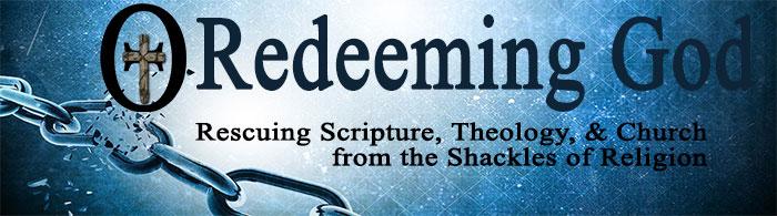 Redeeming God Header