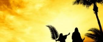 Luke 19:28-44 – The Un-Triumphal Entry